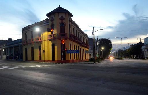 Intersección de Garzón y Avenida de Céspedes