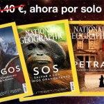 National Geographic tiene una oferta para los lectores de Ciencia de Sofá