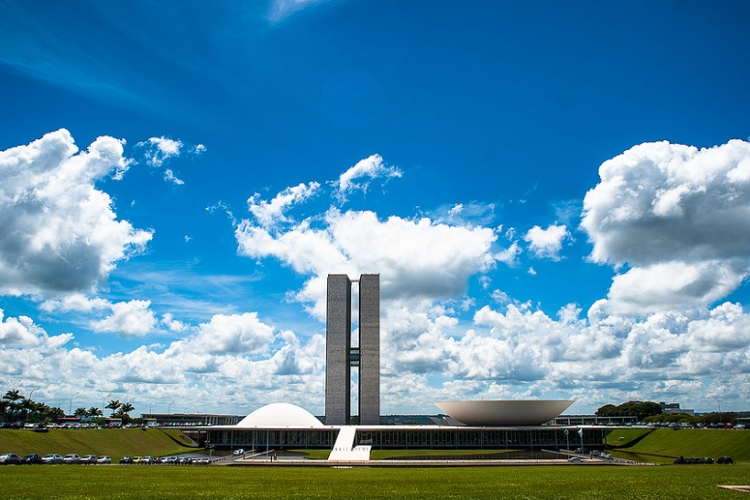 Foto do congresso nacional