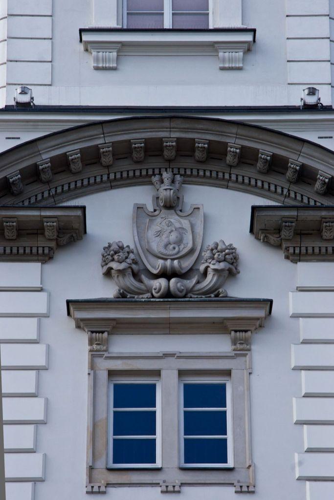 Syrenka Warszawska: Pałac Jabłonowskich