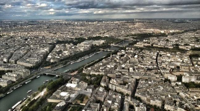 Białe miasto - Paryż
