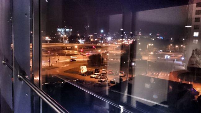 Widok z Meczetu - Noc Świątyń