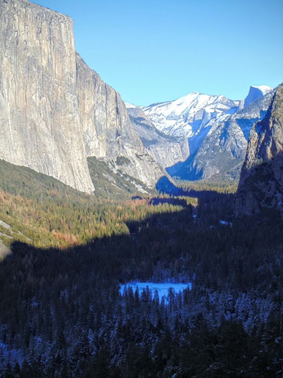 Tunnel View....