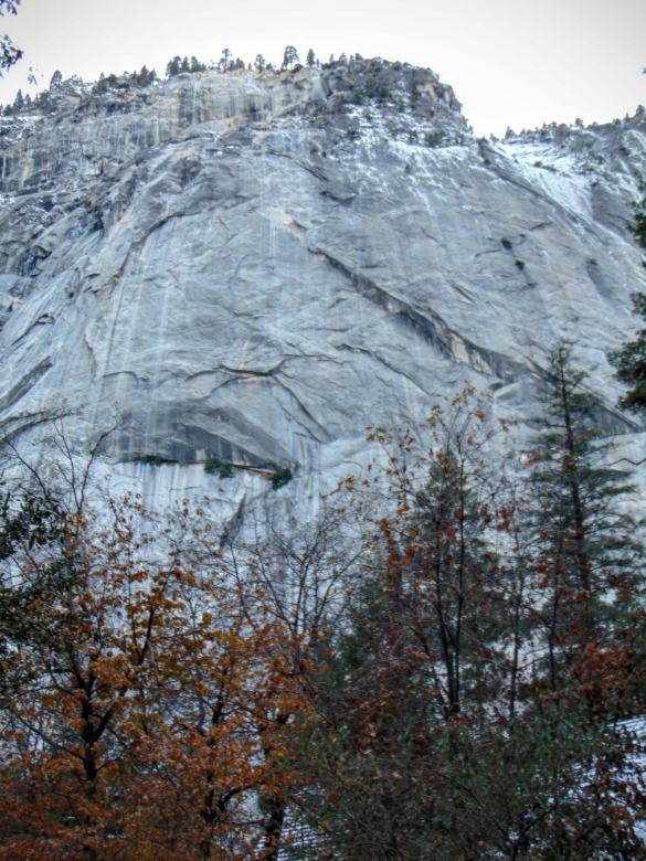 Yosemite - wszystko tam wygląda tak majestatycznie!