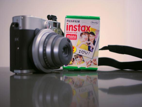Dlaczego pokochałam Instaxa Mini?