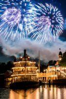 Pokaz fajerwerek w Magic Kingdom, Disney World w Orlando