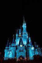 """Zamek Calineczki w Magic Kingdom. To jest ten """"prawdziwy"""""""