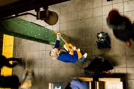 Muzycy Nowego Jorku: Samotny gitarzysta