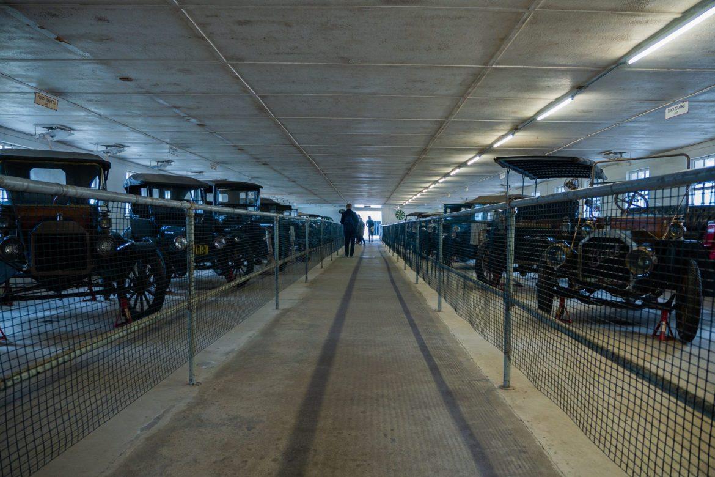 Stare pojazdy, Space Farms