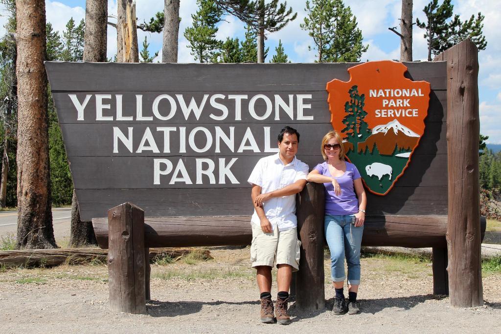 Podkast, odcinek 04, Adri z mężem w Yellowstone
