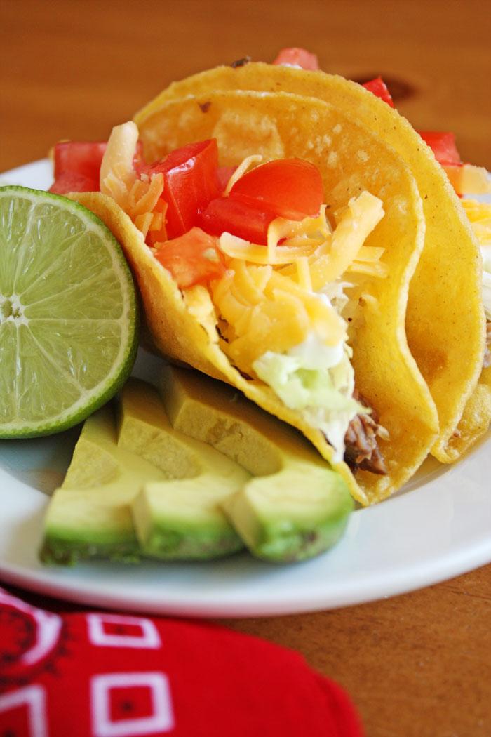 sweet pork tacos 1