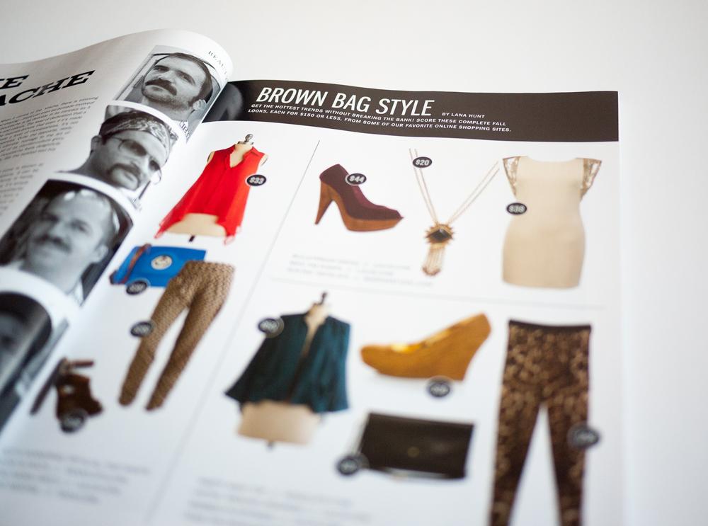 Amelie G Magazine Design 6