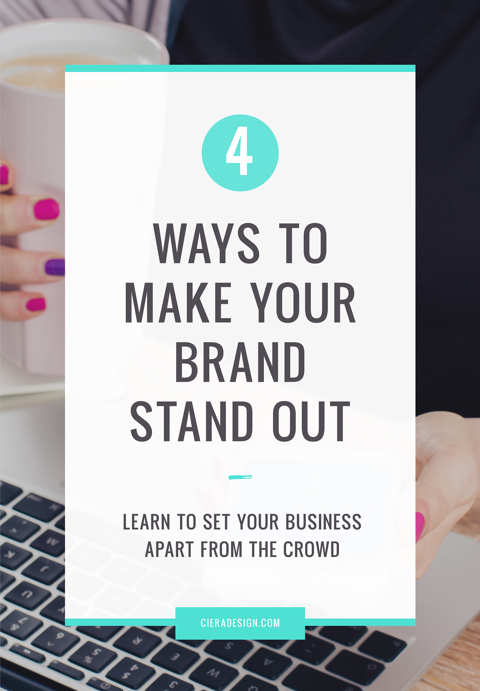Click through to learn how to set your business apart from the crowd!