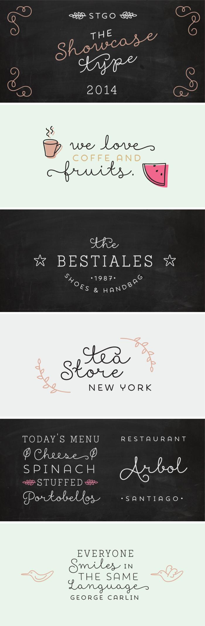 Showcase Font by Latinotype