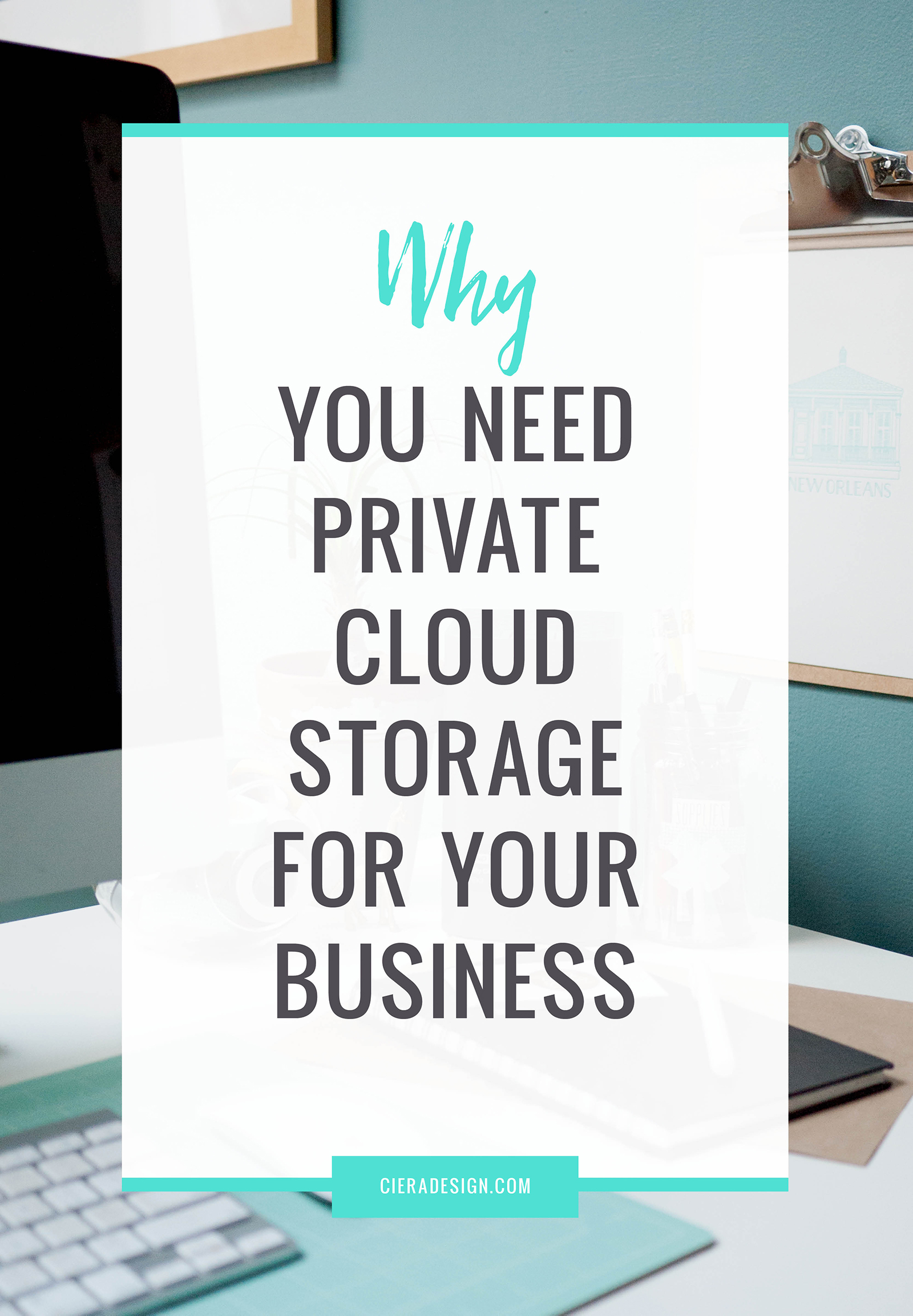 Why Small Businesses and Bloggers Need Private Cloud Storage