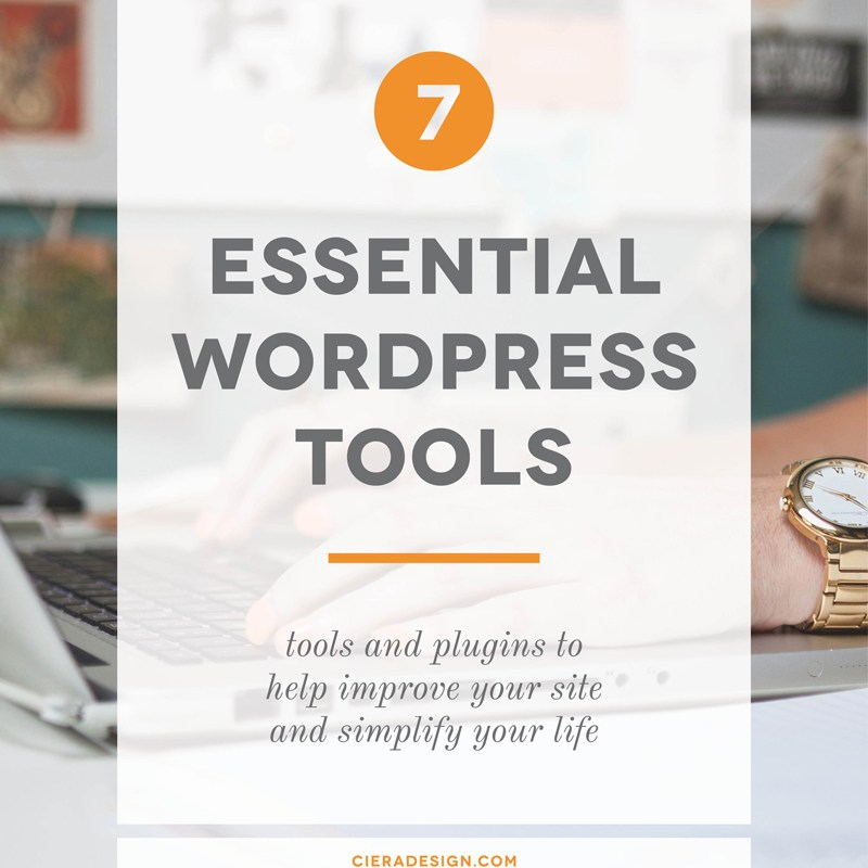 My Favorite WordPress Tools and Plugins