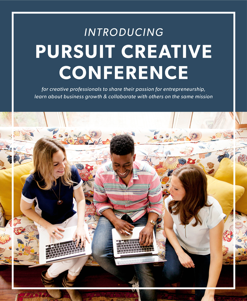 Introducing Pursuit Creative Entrepreneur Conference