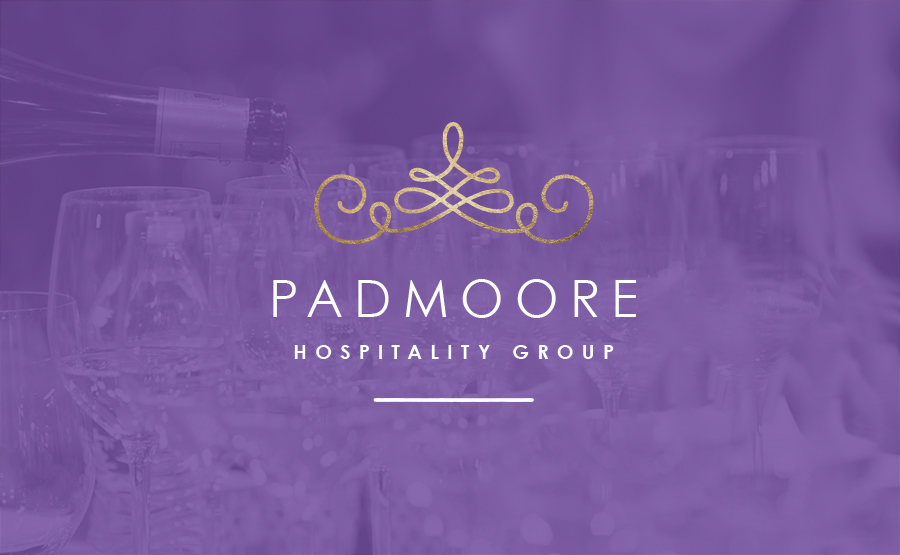 Sophisticated and Harmonious Hospitality Group Brand Identity