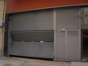 Puerta Basculante Automática