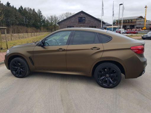 BMW-X6_Matt-Bond-Gold_CiFol-Werbetechnik (4)