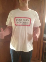 Et maintenant le tee-shirt !