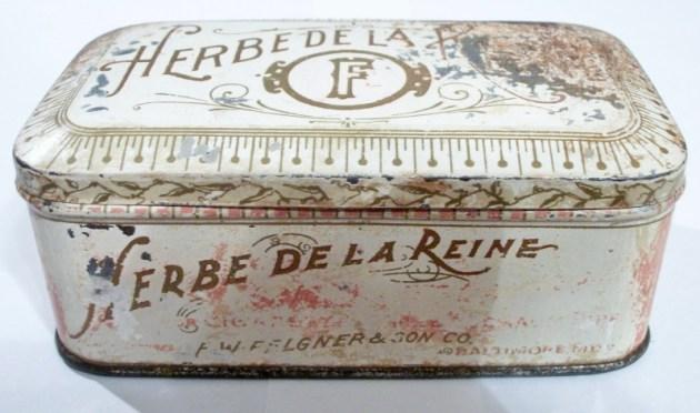 Herbe De La Reine Bright Cut Cavendish (Cigarette & Meerscham Pipe)