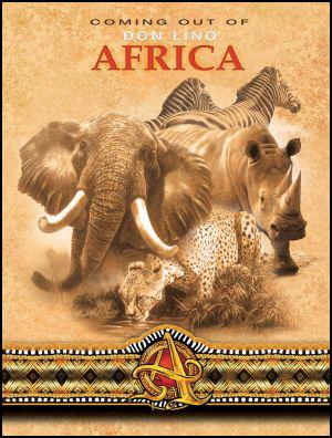 Don Lino Africa Plaque