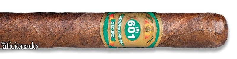 601 - Green Label Oscuro Corona (Box of 20)