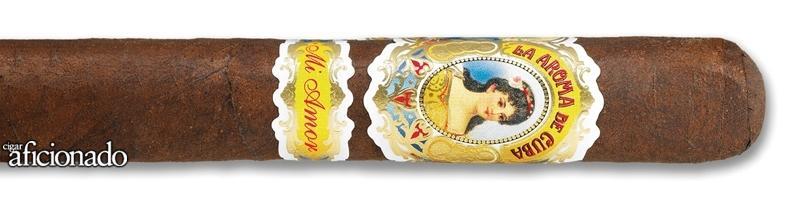 Ashton - La Aroma De Cuba - Mi Amor Robusto (Box of 25)