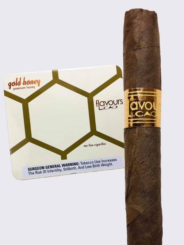 CAO Gold Honey Cigarillos