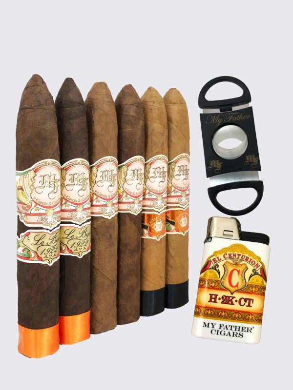 My Father Belicoso Collection Sampler