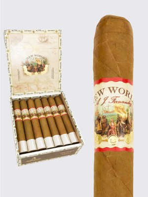 New World Connecticut Robusto image.