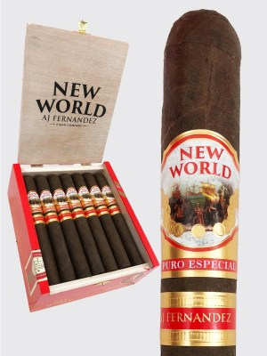 New world puro especial toro image.