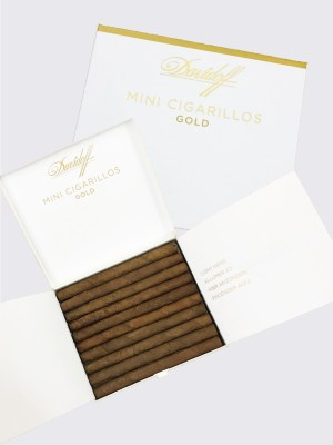 Davidoff Gold Mini Cigarillos