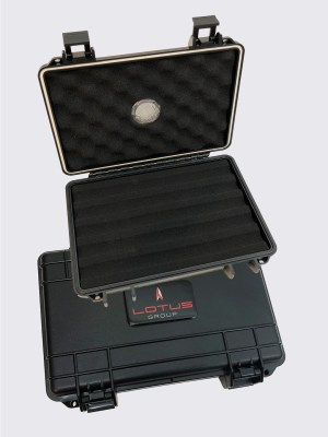 Lotus 7 Count Travel Humidor Image