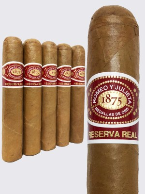 RyJ Reserva Real Robusto image.