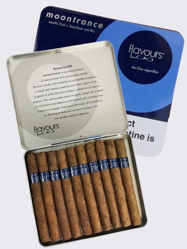 CAO Flavors Moontrance Cigarillos