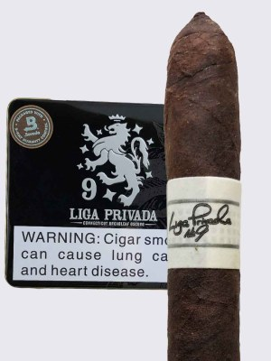 Liga Privada No. 9 Coronets Tin