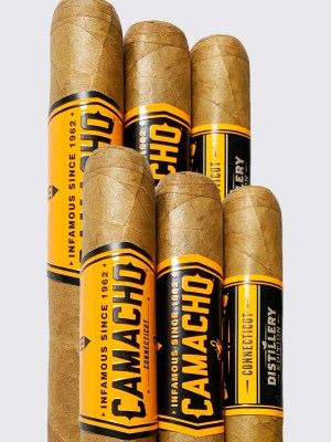Camacho Beginners Collection Sampler