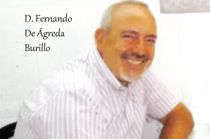 D. Fernando De Ágreda Burillo