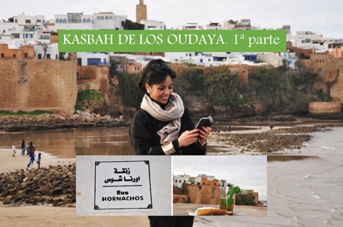 RABAT, KASBAH DE LOS OUDAYA. 1ª parte