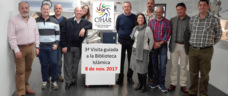 3ª Visita guiada a la Biblioteca Islámica – Madrid
