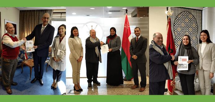 Cabecera visita embajadas III