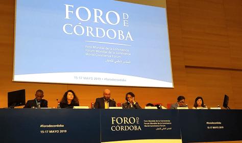 Cabecera Foro de Córdoba mayo 2019