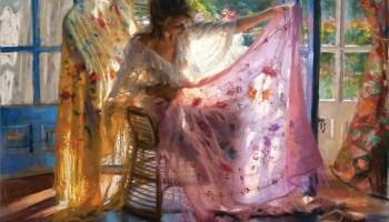 Єдиний в світі художник, який малює світло! Пастельні чудеса від Вісенте Ромеро Редондо