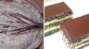 Рецепт макового торта з шоколадом: ідеальне поєднання смаку та аромату. Викликає справжню залежність!