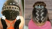 12 літніх зачісок для дівчаток