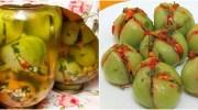 Консервовані зелені помідори на зиму. Смачна закуска до будь-якого столу