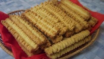 Рецепт печива на майонезі