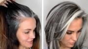 18 щасливих клієнток унікального перукаря, який перетворює сивину в дивовижну прикрасу